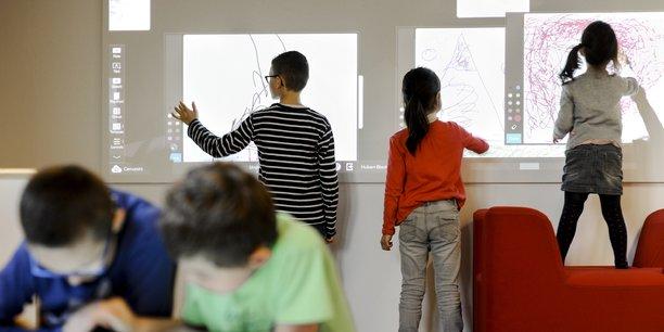 La Tribune - Le pari de SQOOL : booster l'usage du numérique à l'école